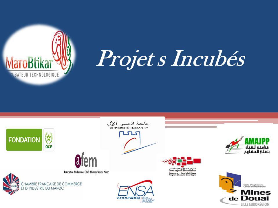 Projet s Incubés