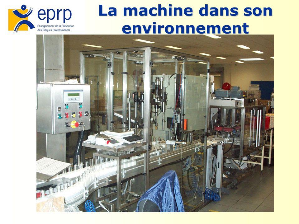 35 La machine dans son environnement