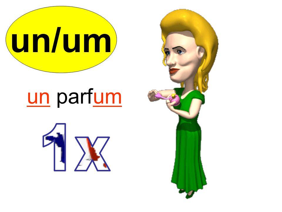un/um un parfum