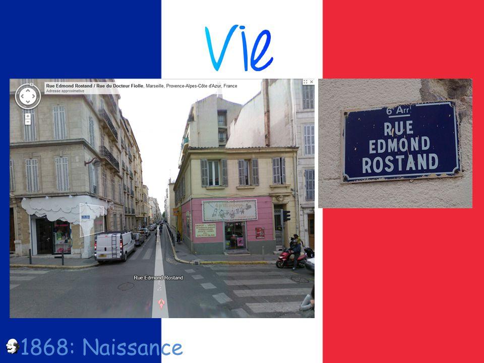 1868: Naissance