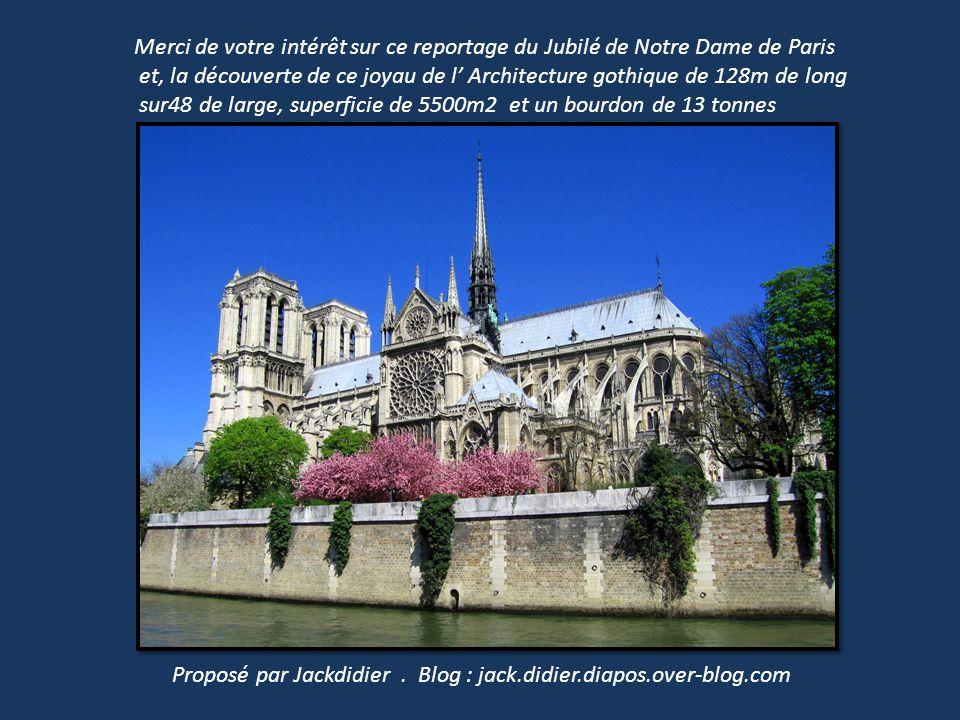 Chœur de Notre Dame.