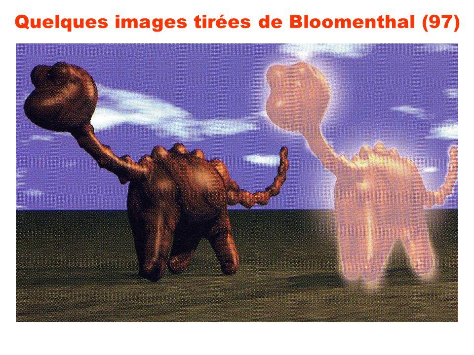 Quelques images tirées de Bloomenthal (97)
