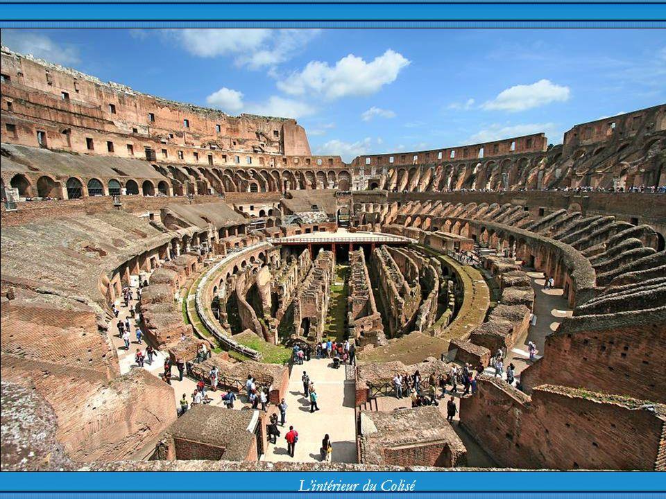 Le Colisé de Rome
