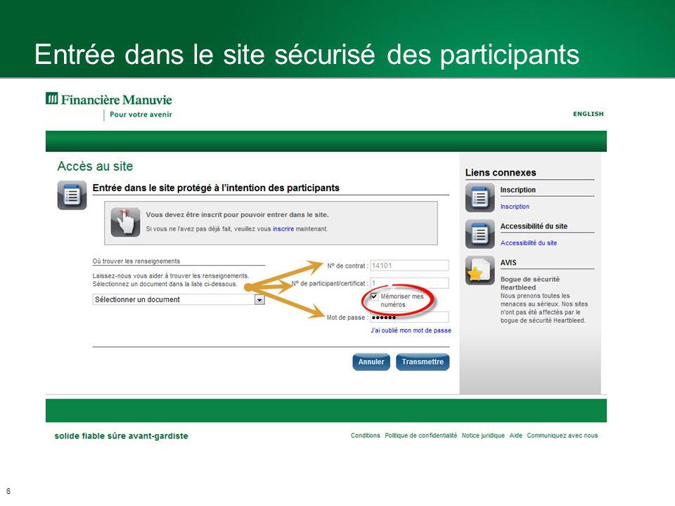 Centre dapprentissage 7 Consultez le Centre dapprentissage pour connaître les dates clés concernant votre régime.