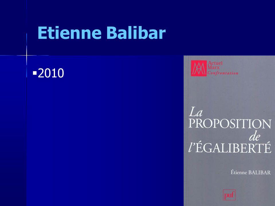 2010 Etienne Balibar 54