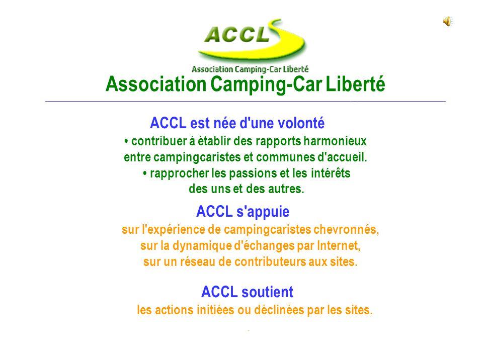 Plan Présentatio n ACCL présentation