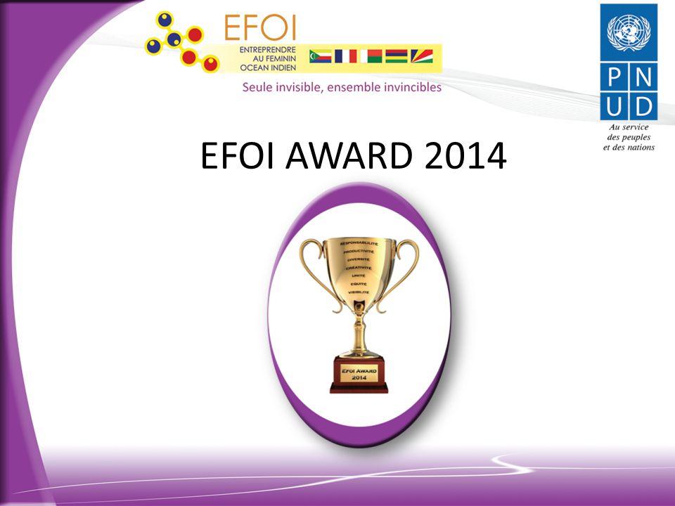 EFOI AWARD 2014