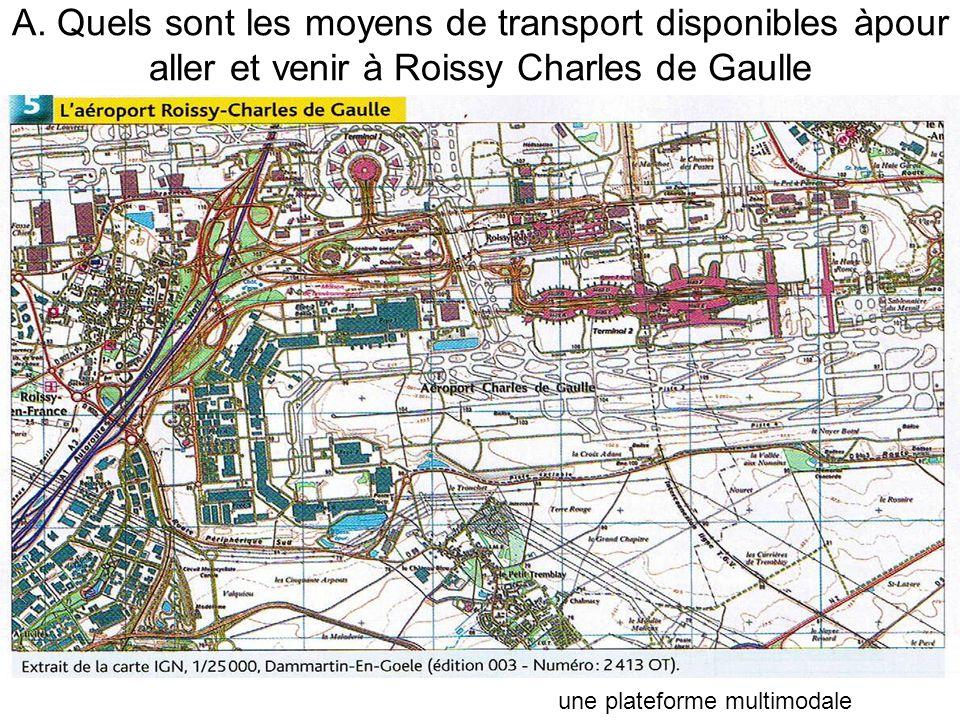 I. Étude de cas : Aéroport de Roissy (1h)
