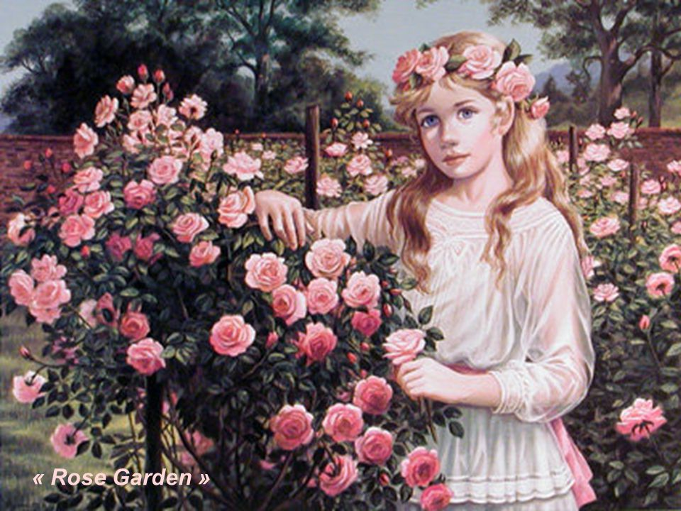 « Rose Garden »