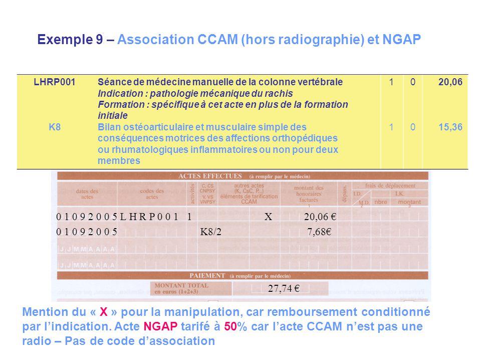 0 1 0 9 2 0 0 5 L H R P 0 0 1 1 X 20,06 € 27,74 € 0 1 0 9 2 0 0 5 K8/2 7,68€ LHRP001 K8 Séance de médecine manuelle de la colonne vertébrale Indicatio