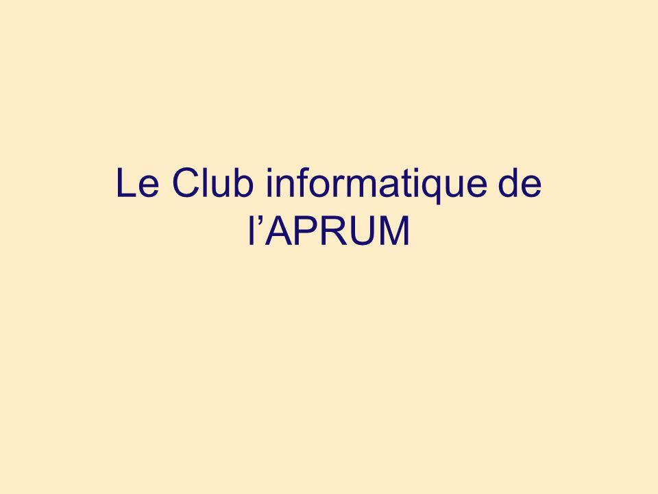 Date, heure et endroit •Le troisième jeudi du mois vers 15h30 •Au D-423 du Pavillon Roger-Gaudry •Autres possibilités?