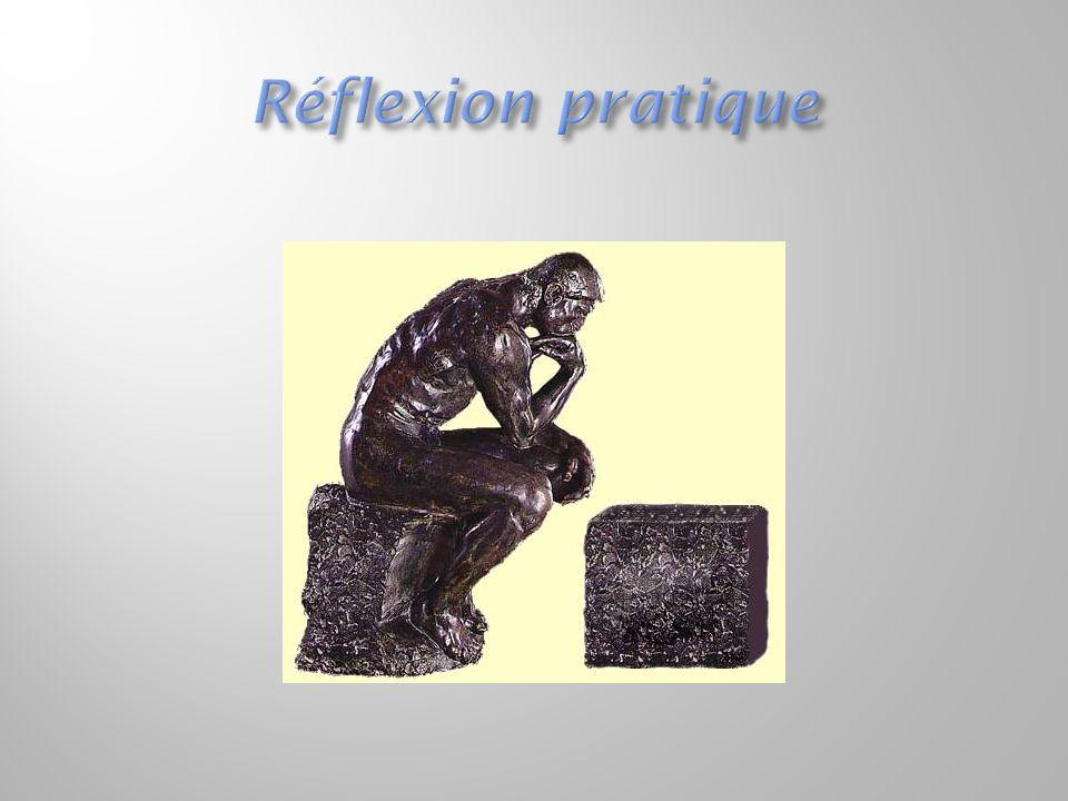 • La pensée doit procéder par hypothèses rivales, et être confrontée à l'expérience.