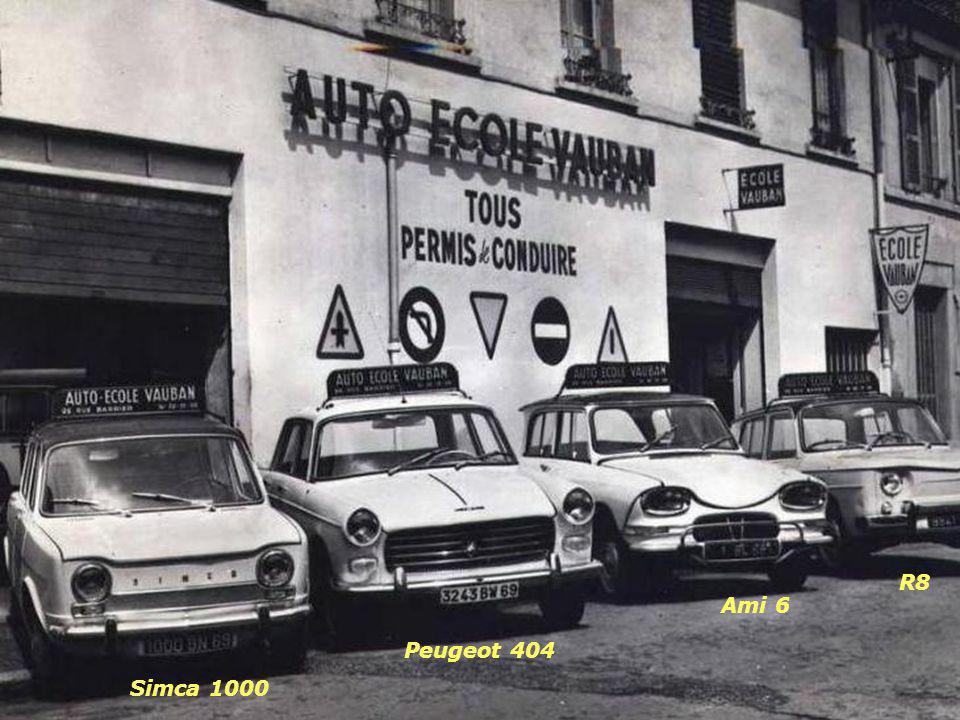 BMW 2002 Opel Kadett Ford Capri
