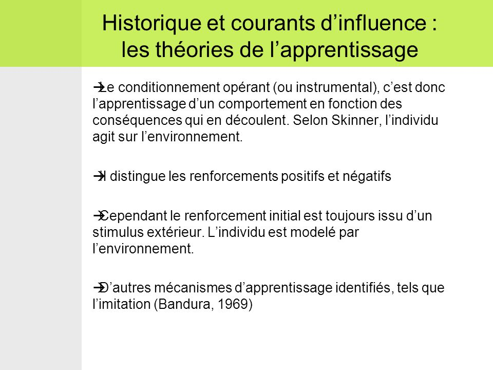 Distorsions cognitives : magnification du danger et minimisation de la sécurité Ex.
