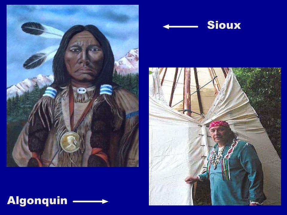 Sioux Algonquin