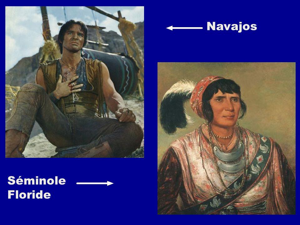 Navajos Séminole Floride