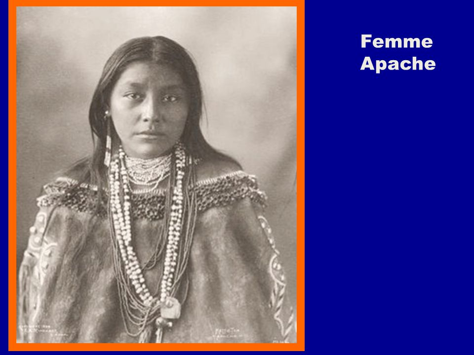 Femme Apache