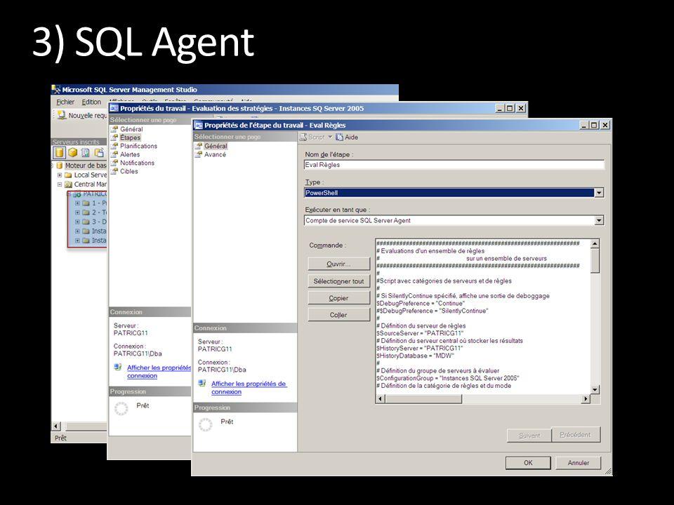 3) SQL Agent