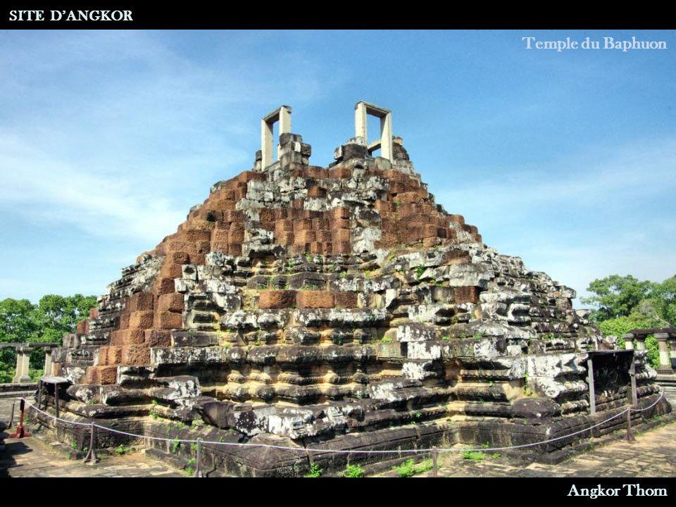 Temple du Baphuon SITE D'ANGKOR Angkor Thom