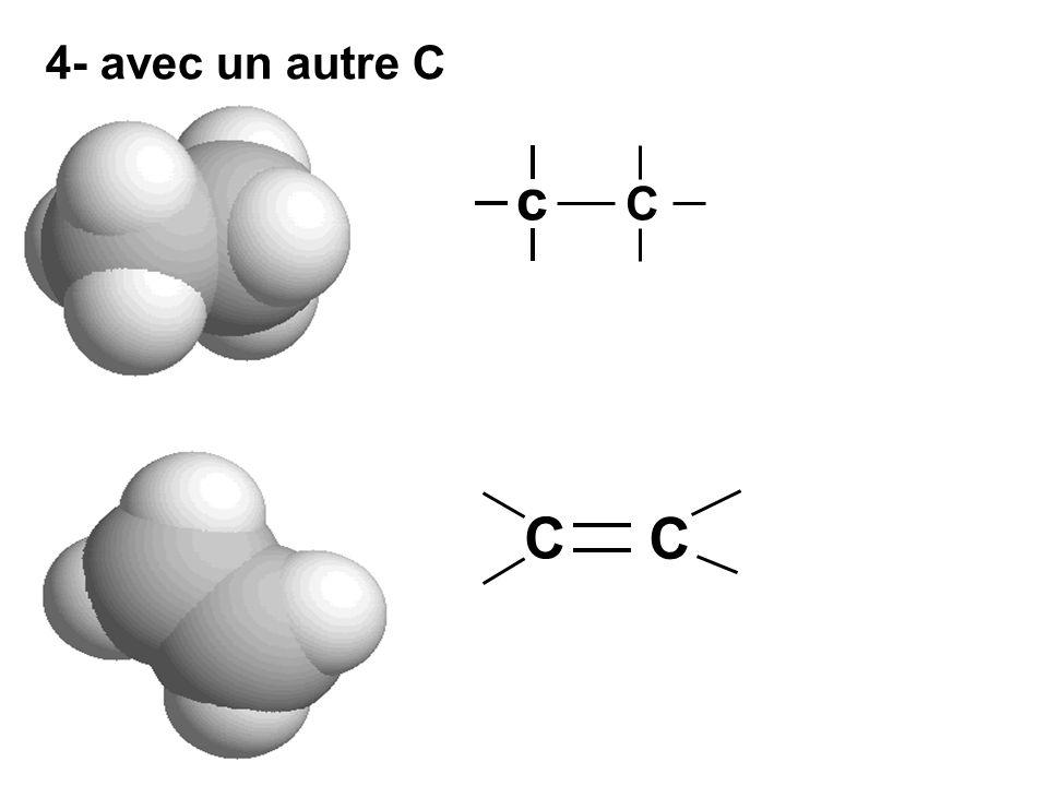 4- avec un autre C c C C C