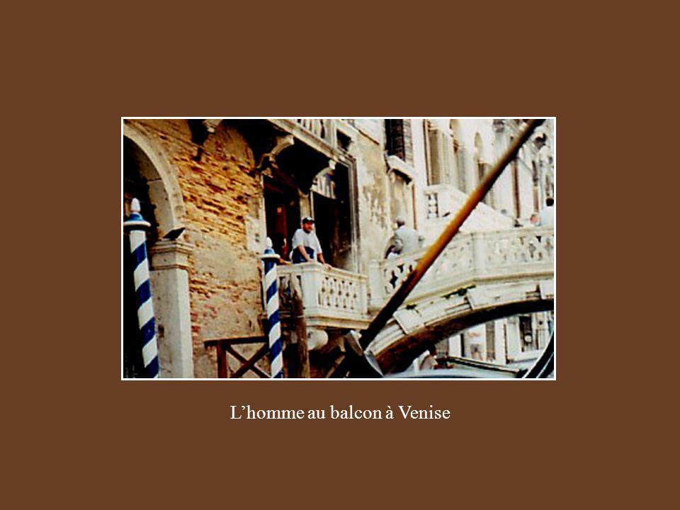 Romantique Venise