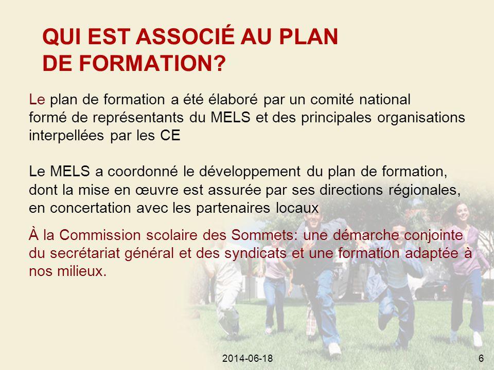 2014-06-18472014-06-1845 LES CONSEILS D'ÉTABLISSEMENT DES CENTRES FONCTIONS ET POUVOIRS (SUITE) SERVICES ÉDUCATIFS CONSEIL D'ÉTABLISSEMENT (CE) DIRECTEUR, DIRECTRICE DU CENTRE MEMBRES DU PERSONNEL COMMISSION SCOLAIRE (CS) Critères relatifs à l'implantation de nouvelles méthodes pédagogiques En est informéLes approuve (art.