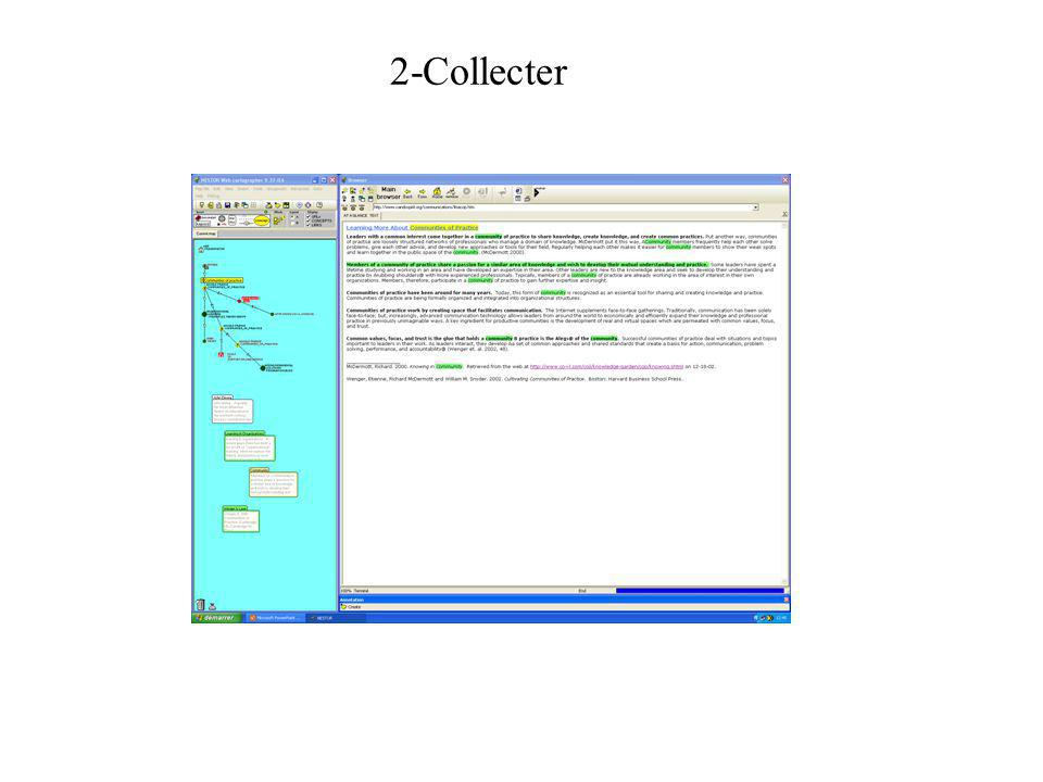 2-Collecter