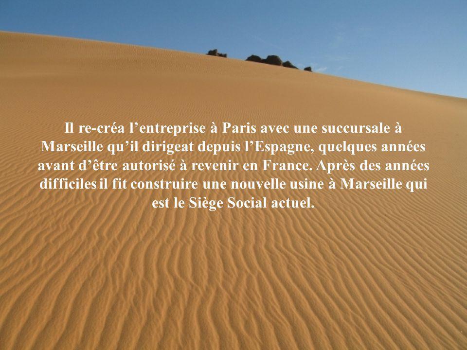 Après l'indépendance, l'usine fut nationalisée par l'Etat algérien.