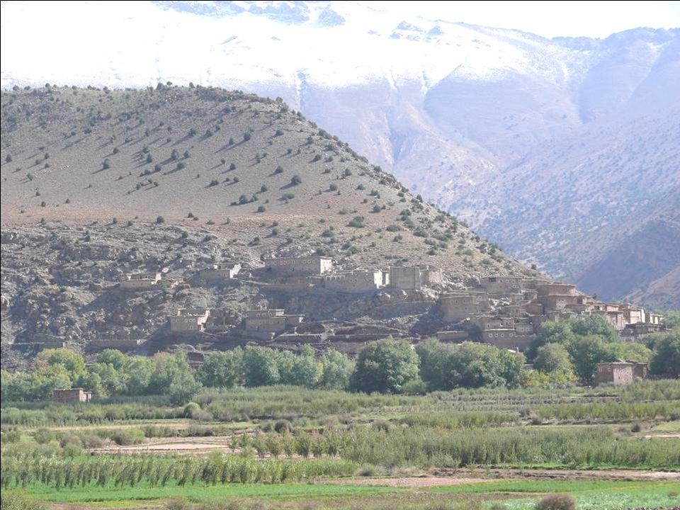 Le dépôt de sédiments sur les terres irriguées •Lors des crues, des sédiments se déposent sur les terres irriguées.