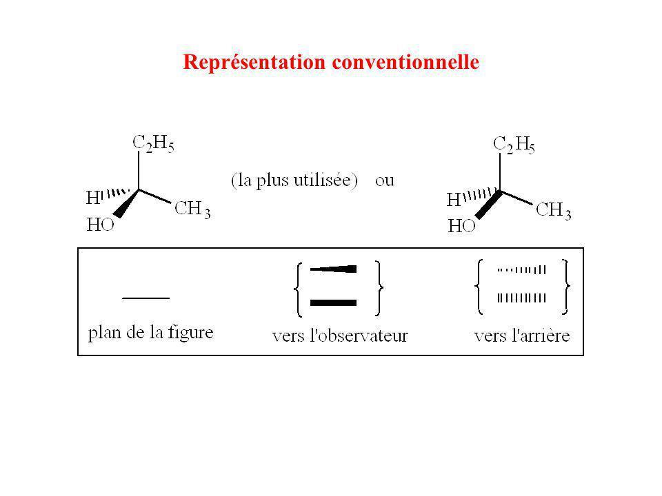 Conformations du cyclohexane Conformation chaise