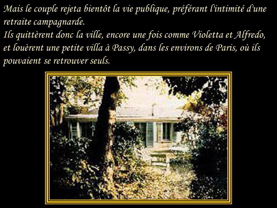 Sa compagne était charmante, intelligente, sensible, érudite, parfaite linguiste, en un mot « la parisienne parfaite », pour reprendre les termes util