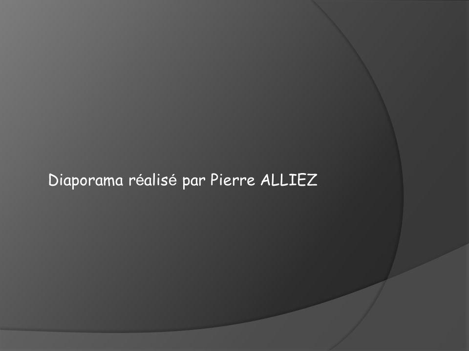Diaporama r é alis é par Pierre ALLIEZ