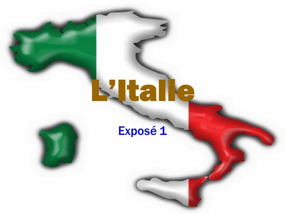 L'Italie Exposé 1