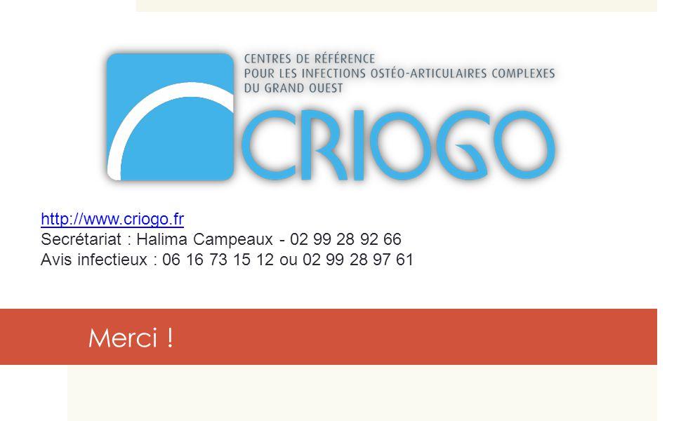 67 Merci ! http://www.criogo.fr Secrétariat : Halima Campeaux - 02 99 28 92 66 Avis infectieux : 06 16 73 15 12 ou 02 99 28 97 61