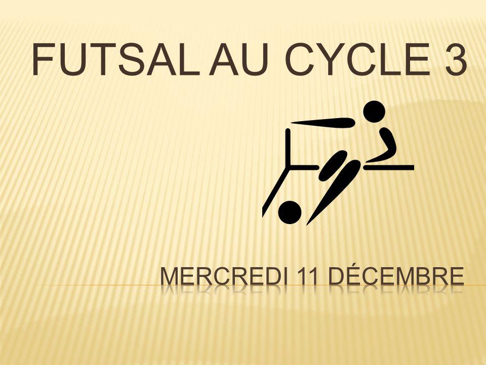 FUTSAL AU CYCLE 3