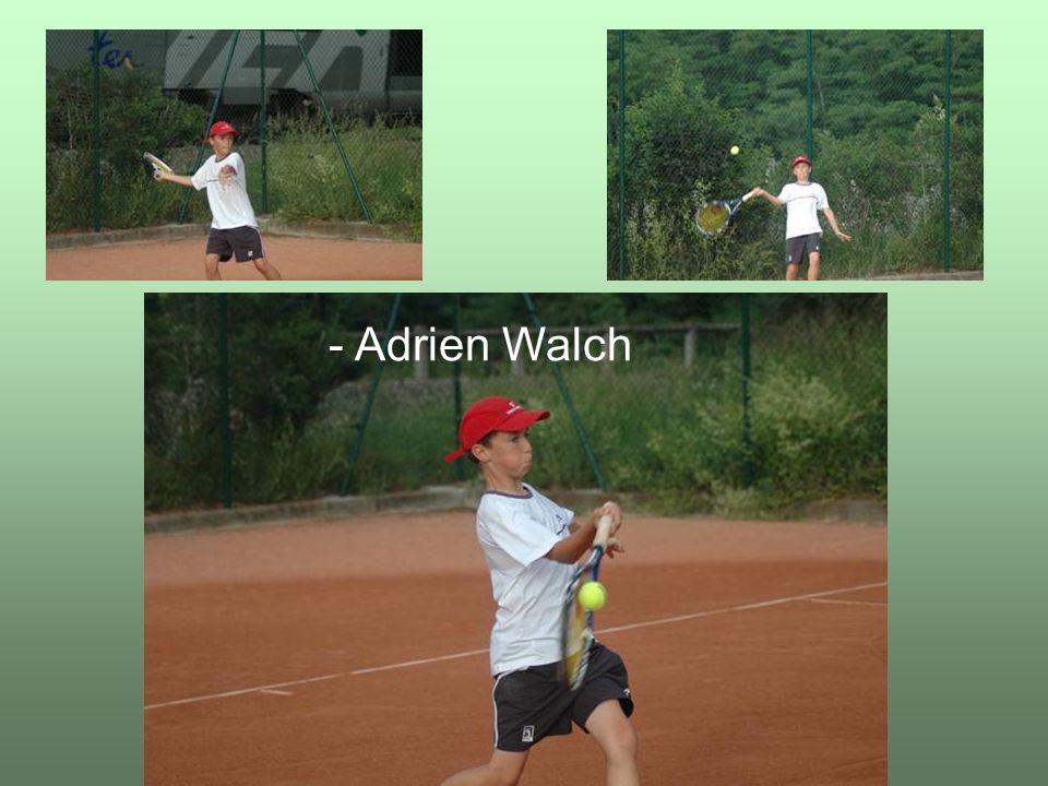- Adrien Walch