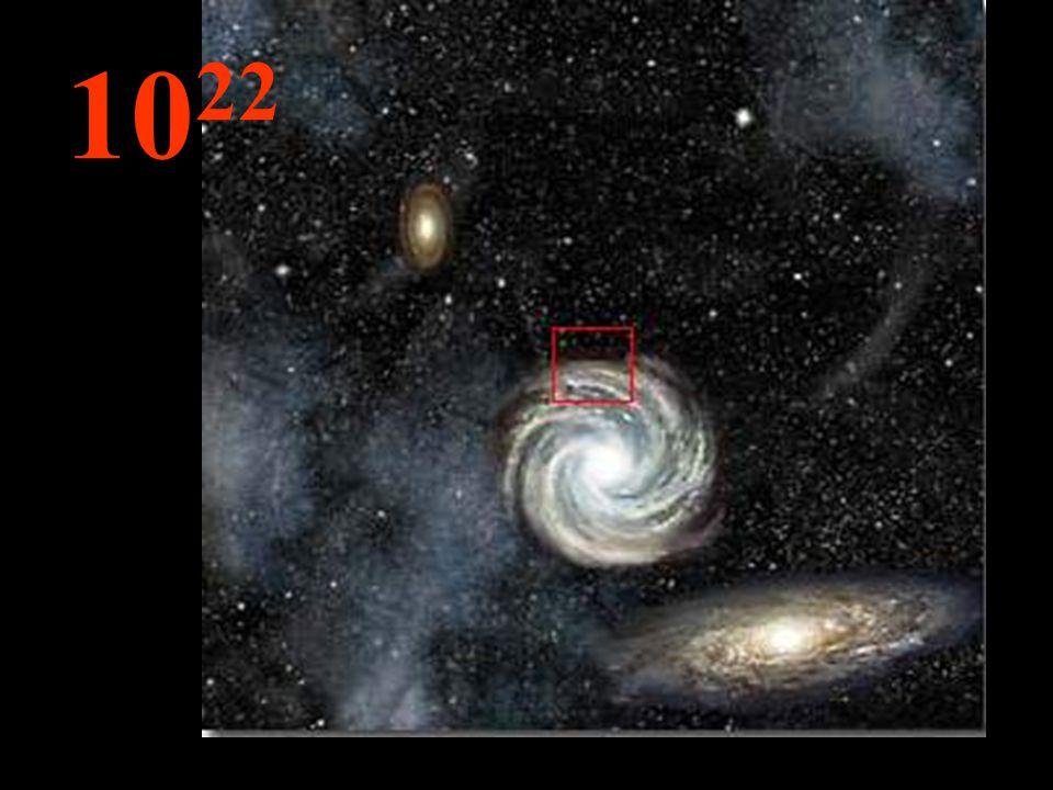 """L'immensité, infinie, les galaxies ne sont que de petites choses et, entre elles, des espaces """"vides"""". Partout la même loi qui régit tous les corps de"""