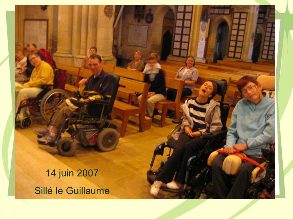 14 juin 2007 Sillé le Guillaume