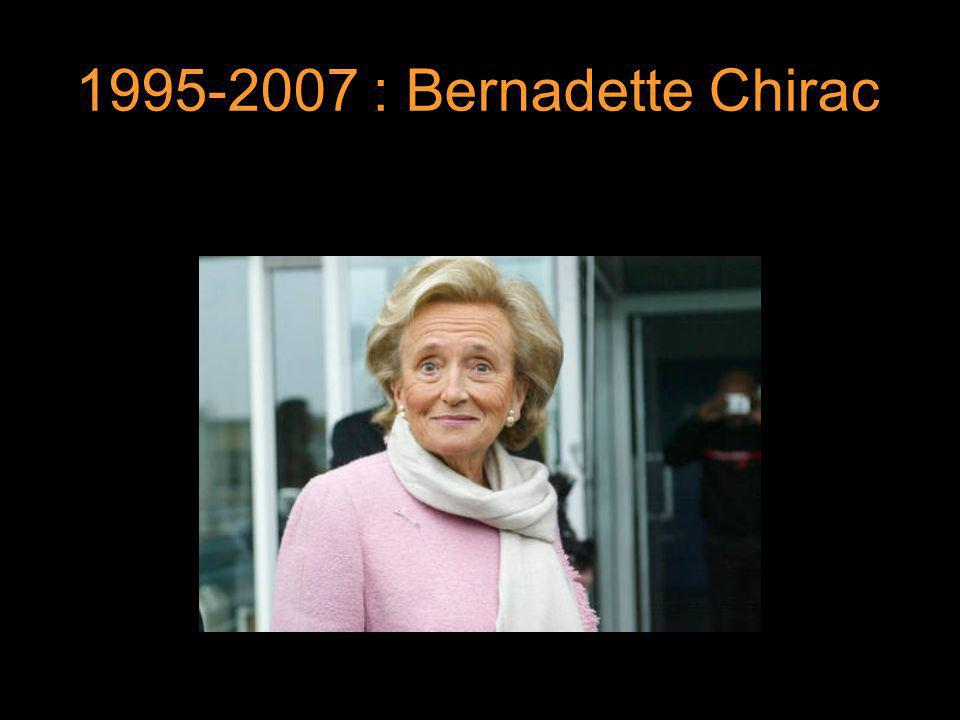 9 2007-2007 : Cécilia Sarkozy 9