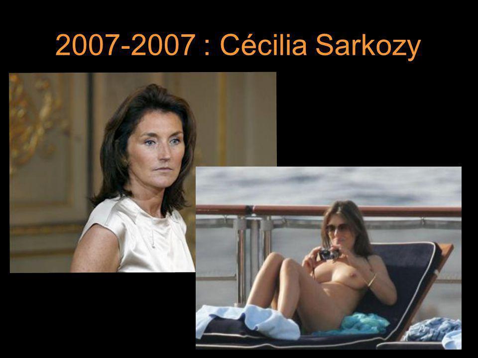10 2008-20... : Carla Sarkozy 10