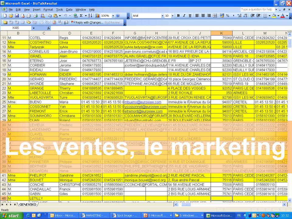 Séminaires Technet - CRM 3.0 Les ventes, le marketing