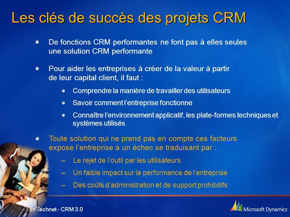 Microsoft Dynamics CRM 3.0
