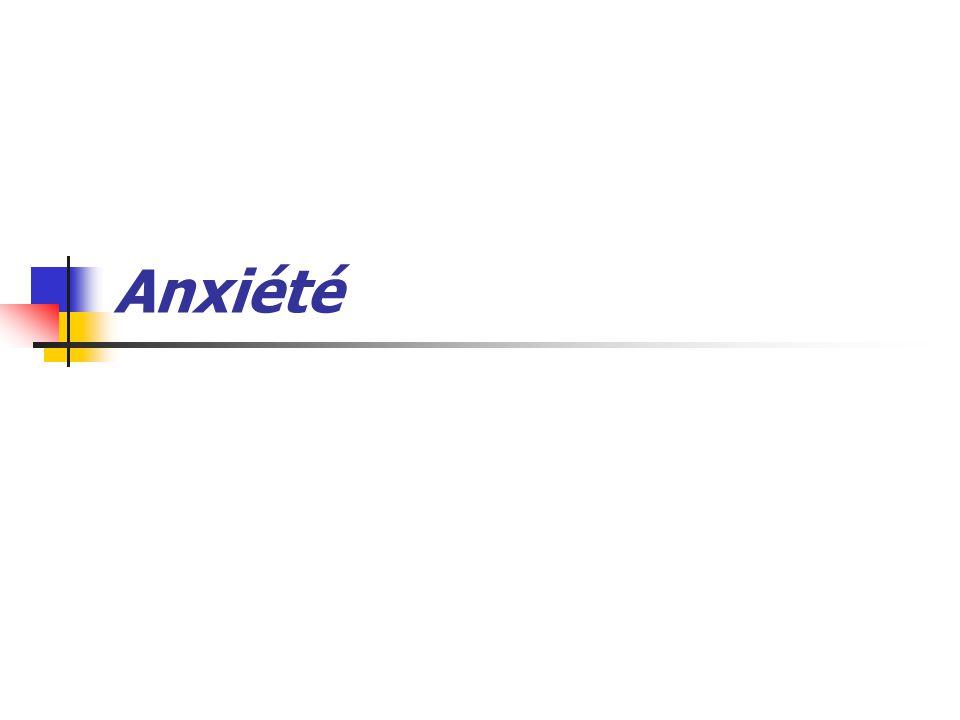 2.T P  Le trouble panique  Répétition fréquente et durable d'attaques de panique  ( en dehors d'un effort physique ou d'un danger )  Existence d'une anxiété anticipatoire: crainte de faire une AP sans pouvoir s'extraire du lieu ou pouvoir être secouru → agora  Mise en place si anxiété anticipatoire d'une agoraphobie  Sévérité  Moyenne: 4 attaques en 4 semaines  Sévère: 4 attaques par semaine sur 4 semaines