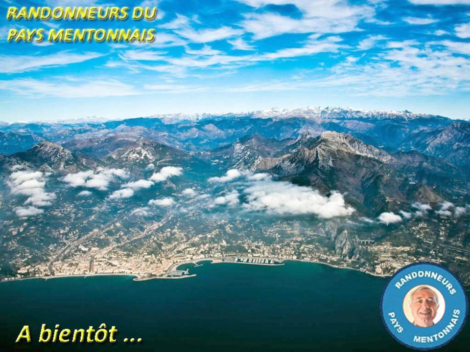 Réalisation La vue aérienne du titre provient de la brochure « Redécouvrez Menton » (Office du Tourisme 2013)