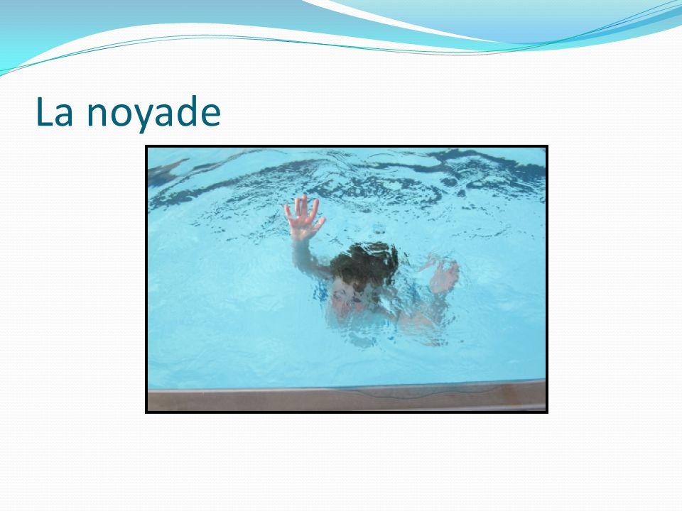 La noyade au Québec Une personne sur deux ne savait pas nager selon les proches de la victime.