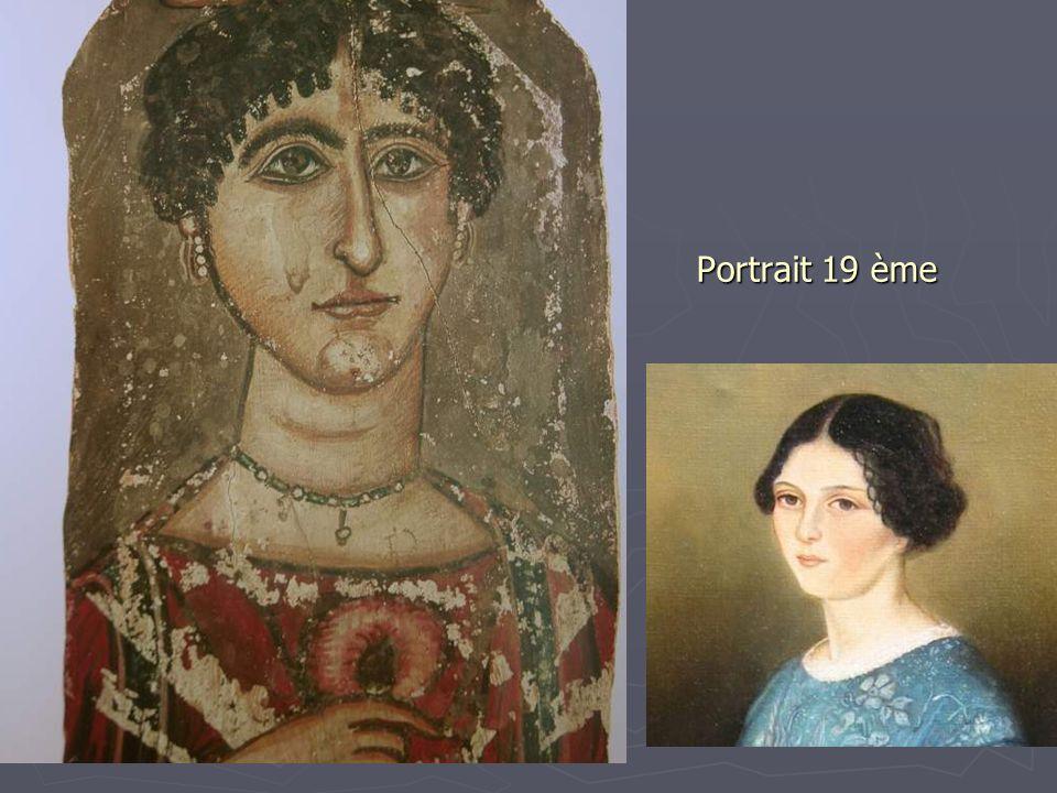 Portrait 19 ème