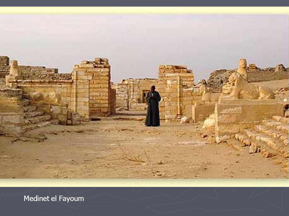 Medinet el Fayoum