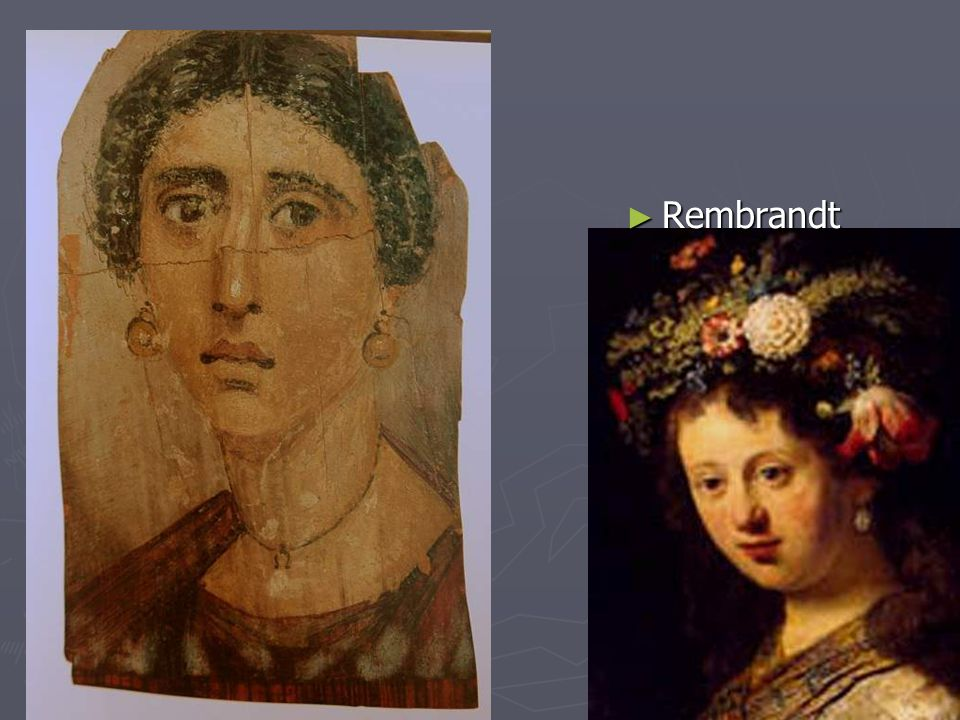 ► Rembrandt
