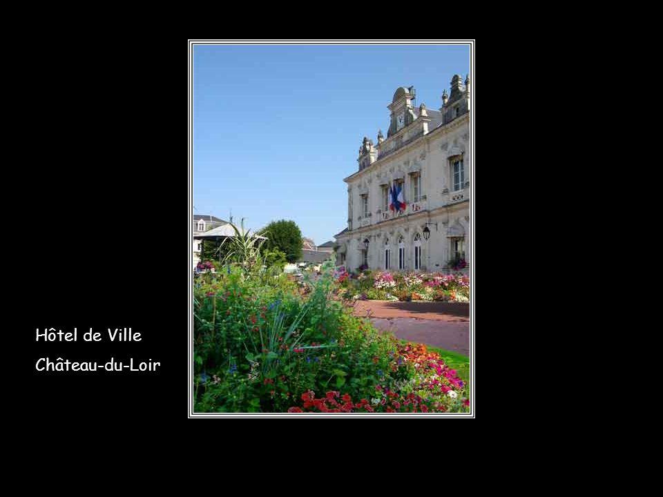 les Offices de Tourisme La Chartre-sur-le-Loir et Château-du-Loir Mars 2009 © Guy ROGER Merci de votre visite Pour le reste voir