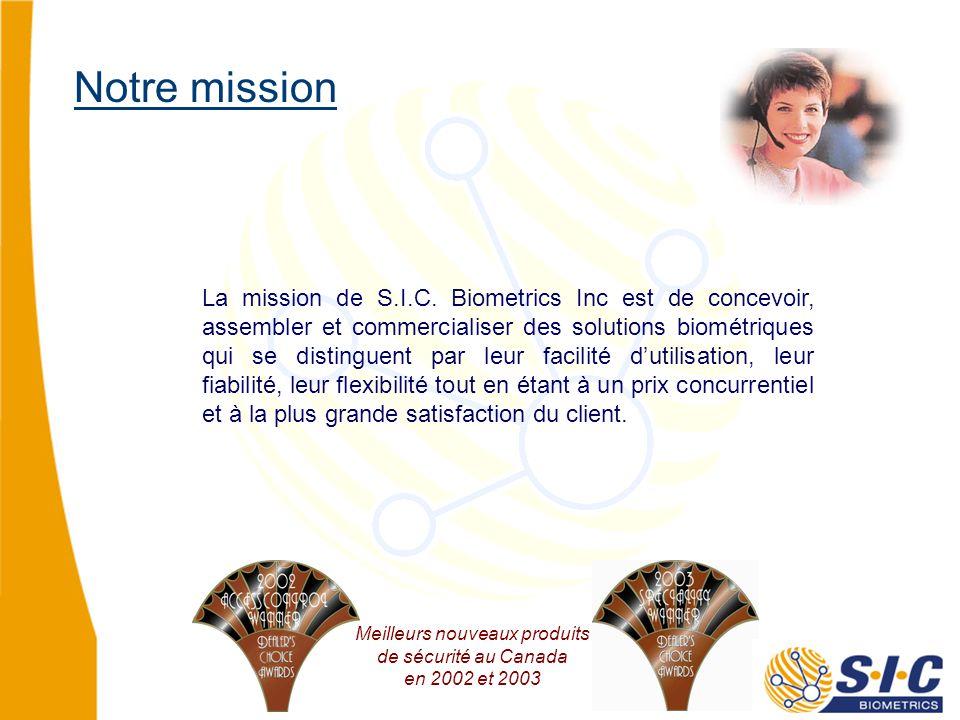 La mission de S.I.C.